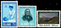 Island - AFA 445-447 - Postfrisk