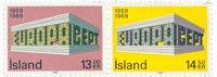 Islande - AFA 429-430 - Neuf