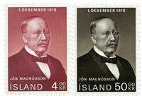 Island - AFA 425-426 - Postfrisk