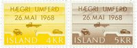 Islande - AFA 420-421 - Neuf