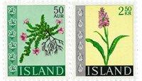 Island - AFA 416-417 - Postfrisk