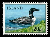 Island - AFA 409 - Postfrisk