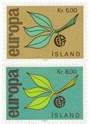 Island - AFA 396-397 - Postfrisk