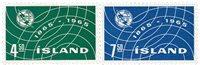 Island - AFA 391-392 - Postfrisk