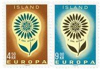 Islande - AFA 386-387 - Neuf