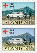 Islande - AFA 376-377 - Neuf