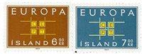 Islande - AFA 374-375 - Neuf
