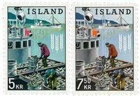 Islande - AFA 371-372 - Neuf