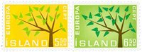 Islande - AFA 365-366 - Neuf