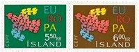 Islande - AFA 355-356 - Neuf