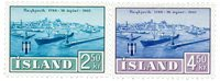 Islande - AFA 353-354 - Neuf