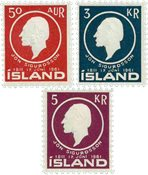 Islande - AFA 350-352 - Neuf