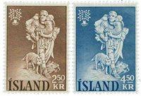 Islande - AFA 341-342 - Neuf