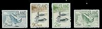 Island - AFA 336-339 - Postfrisk