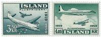 Islande - AFA 334-335 - Neuf