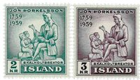 Islande - AFA 332-333 - Neuf