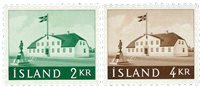 Island - AFA 330-331 - Postfrisk
