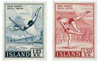 Islande - AFA 315-316 - Neuf