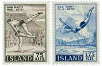 Island - AFA 299-300 - Postfrisk