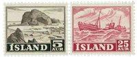 Iceland - AFA 279-281 - Mint