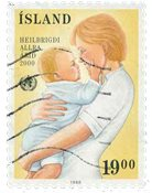Islande - AFA 695 - Oblitéré