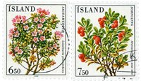 Islande - AFA 618-619 - Oblitéré