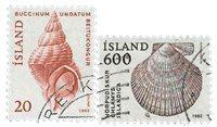 Island - AFA 577-578 - Stemplet