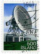 Islande - AFA 572 - Oblitéré