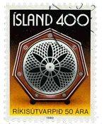 Island - AFA 563 - Stemplet