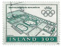 Islande - AFA 556 - Oblitéré