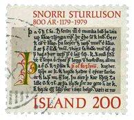 Island - AFA 547 - Stemplet