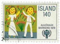 Island - AFA 545 - Stemplet