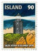 Island - AFA 538 - Stemplet