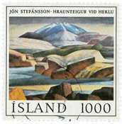 Island - AFA 536 - Stemplet