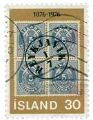Islande - AFA 519 - Oblitéré