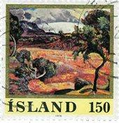 Island - AFA 514 - Stemplet