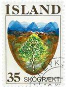Island - AFA 513 - Stemplet