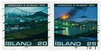 Island - AFA 501-502 - Stemplet