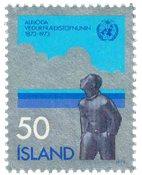 Island - AFA 485 - Stemplet