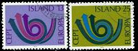 Island - AFA 472-473 - Stemplet