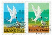 Island - AFA 470-471 - Stemplet