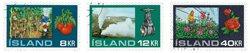 Islande - AFA 466-468 - Oblitéré