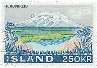 Islande - AFA 461 - Oblitéré