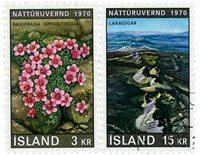 Islande - AFA 448-449 - Oblitéré