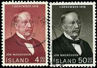 Island - AFA 425-426 - Stemplet