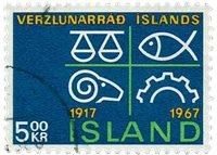 Islande - AFA 413 - Oblitéré
