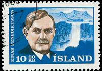 Island - AFA 398 - Stemplet