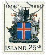 Islande - AFA 381 - Oblitéré