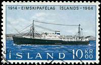 Island - AFA 378 - Stemplet
