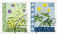 Islande - AFA 360-361 - Oblitéré